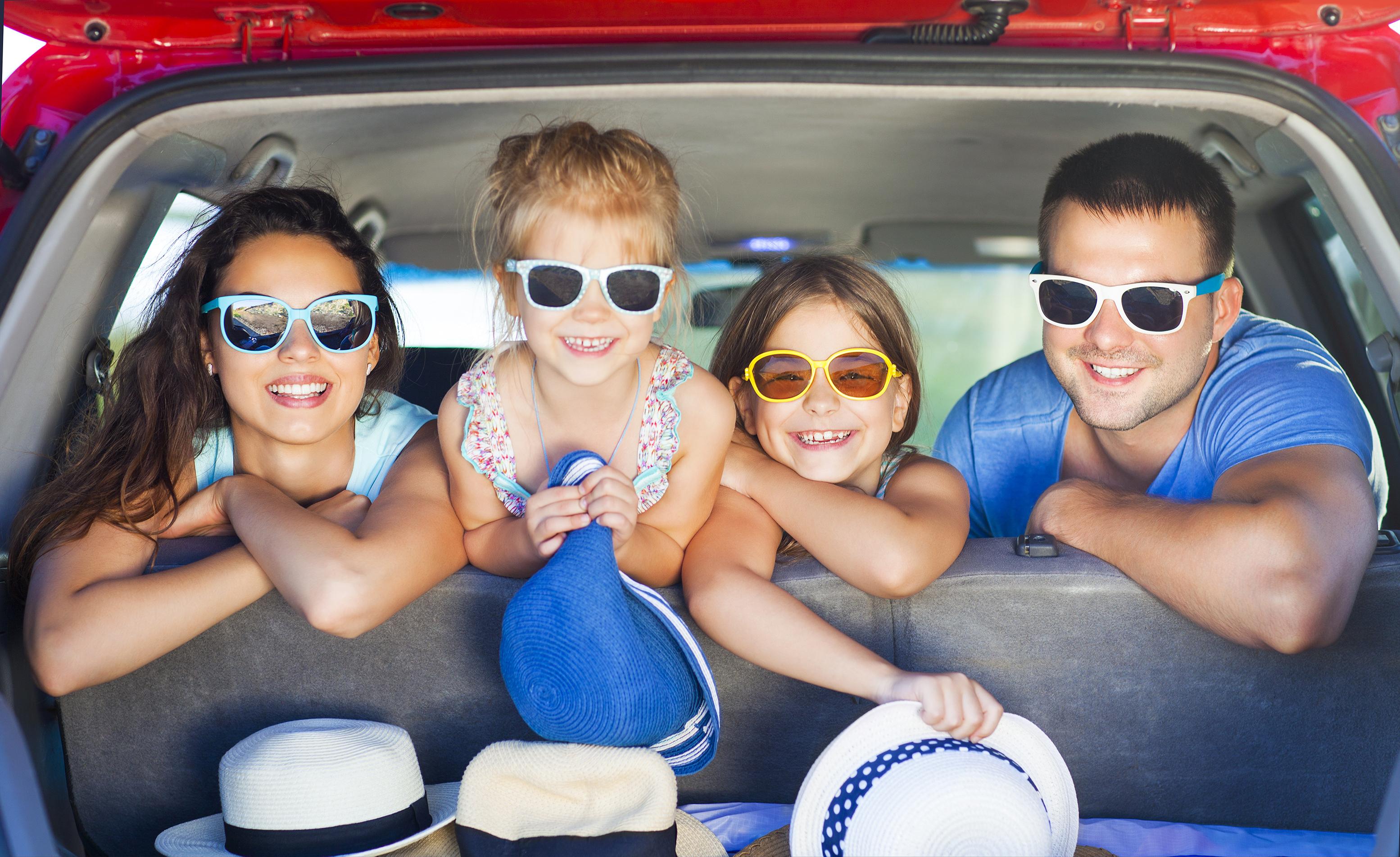 Alquiler coche para vacaciones