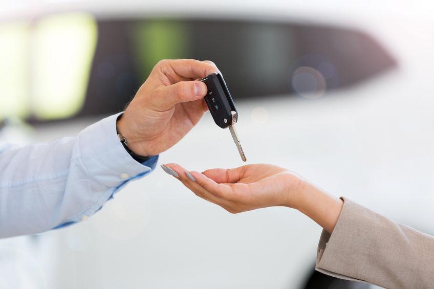 Alquiler coche entrega a domicilio