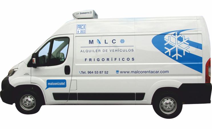 alquiler furgonetas frigoríficas económicas
