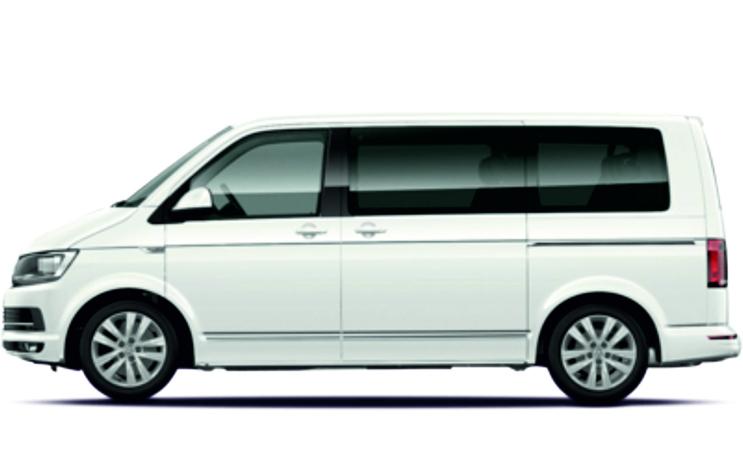 Alquiler vehículo 9 plazas